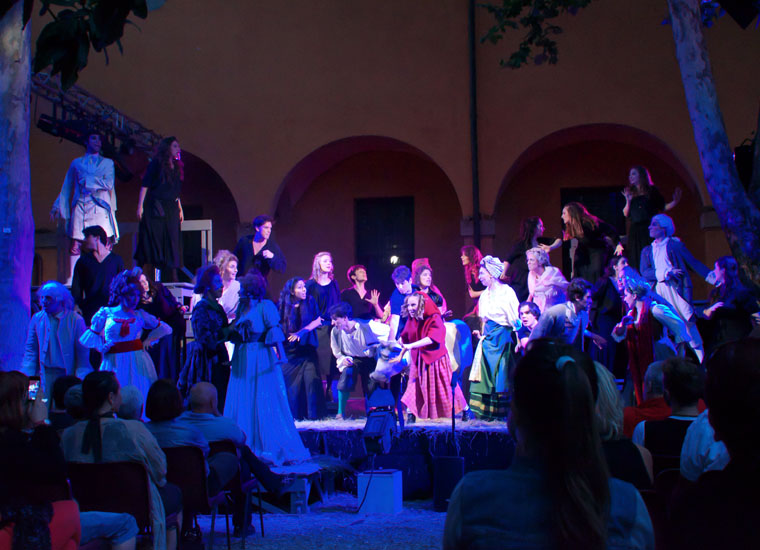 Into the woods-BSMT-Bologna