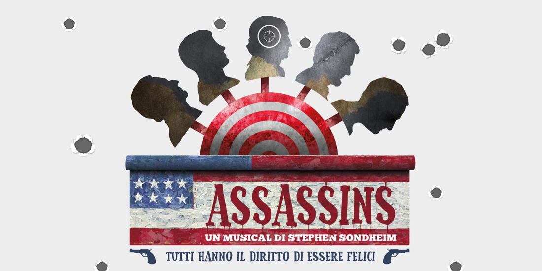 Assassins - a summer musical festival 2017 bologna bsmt