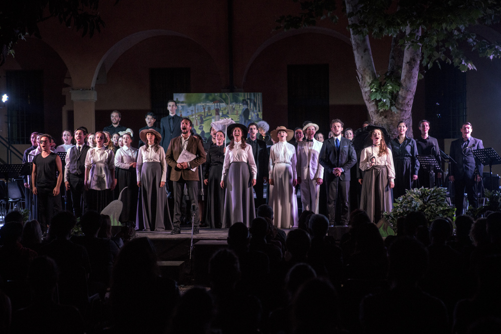 Summer-Musical-Festival-Sunday in the Park with George-2016-bsmt-Bernstein-School-of-Musical-Theater-musical-bologna-