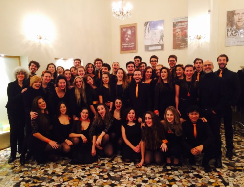 I BSMT Singers alle scuole Guinizelli