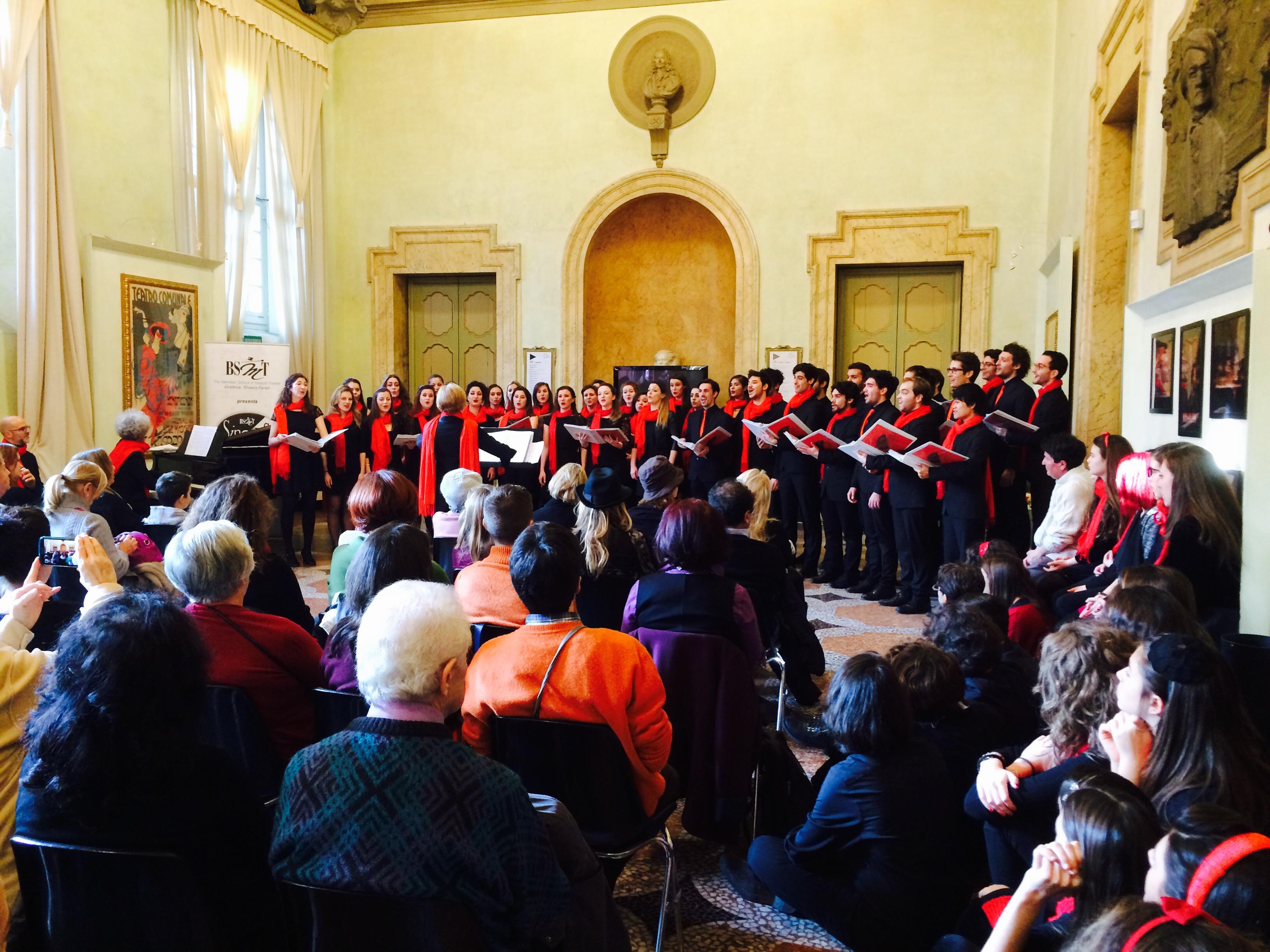 BSMT Singers_Foyer Respighi