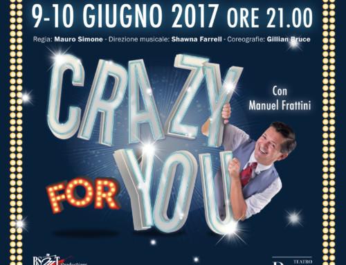 Tutti CRAZY con Manuel Frattini