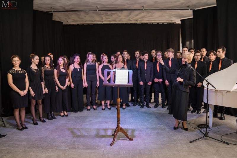 I BSMT Singers chiudono inaugurazione