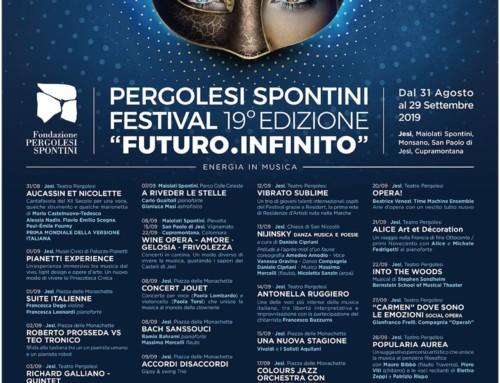 La BSMT ospite all'interno del XIX Festival Pergolesi Spontini